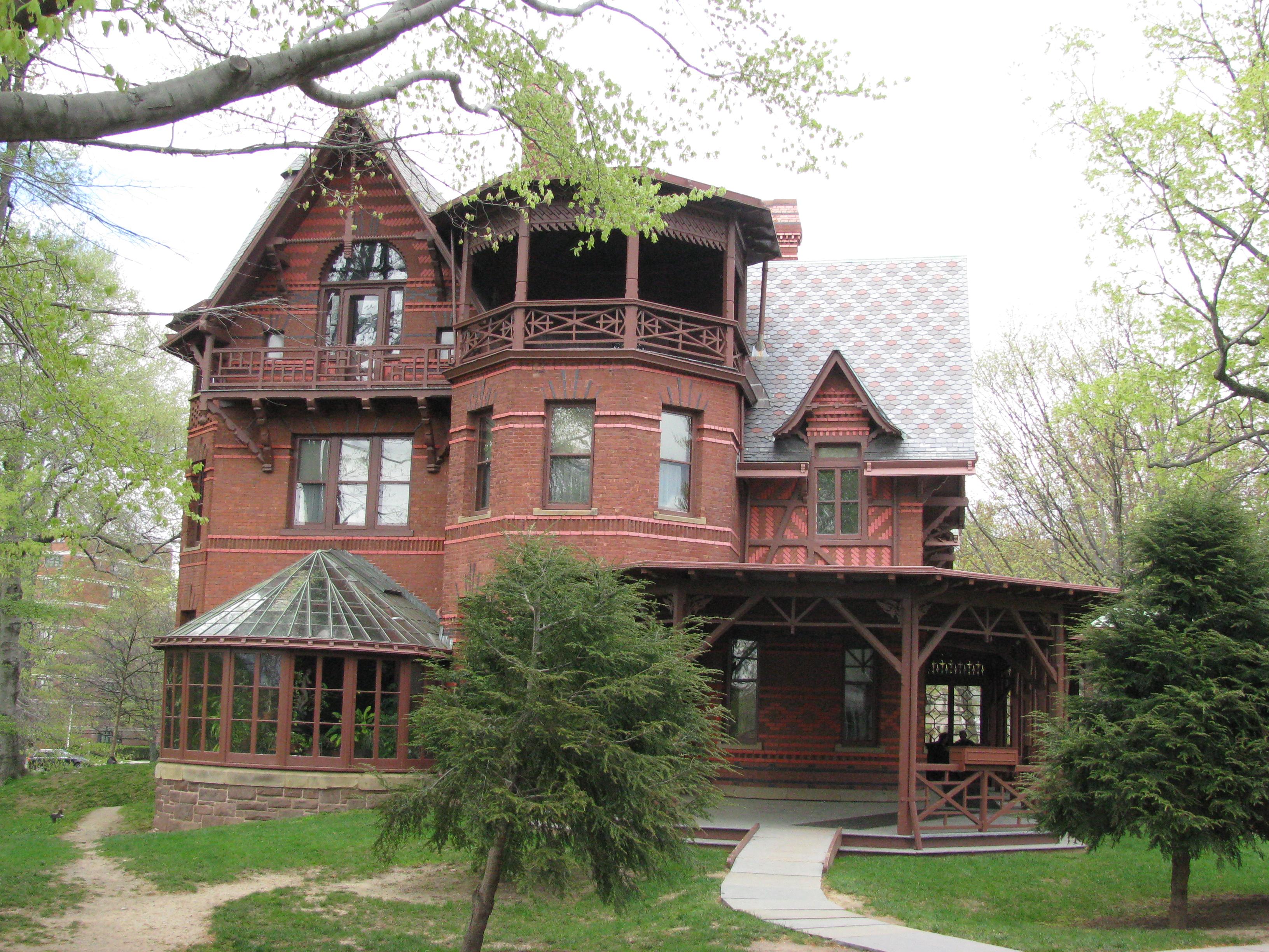 Mark Twain House 50 Year Project