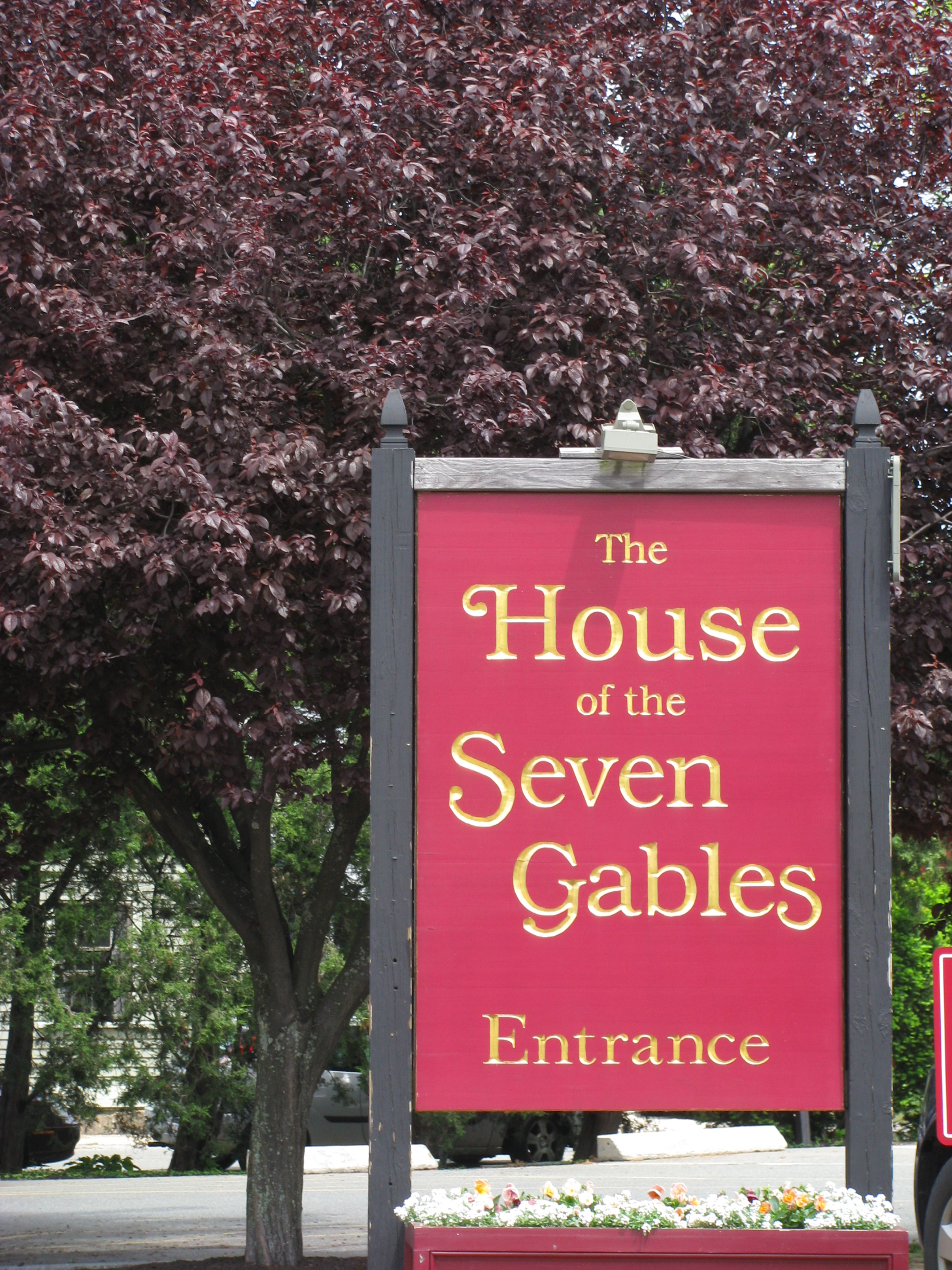 house of seven gables thesis Essays and criticism on nathaniel hawthorne's the house of the seven gables - critical essays.