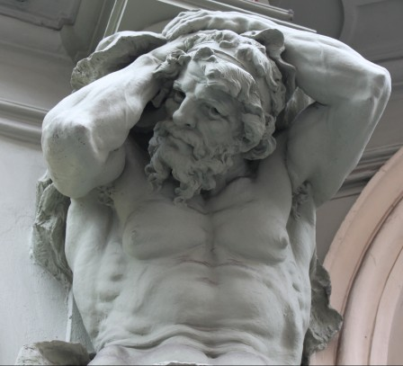 How I feel after working out. Photo taken in Old Town, Prague.