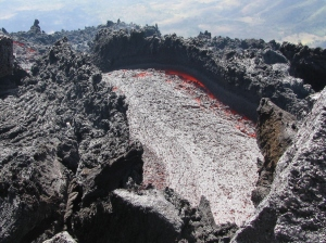 Climbed to the top of a volcano in Guatemala.