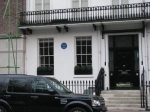 Sir Arthur Charles Wellesley, The 4th Duke of Wellington, Lived here.