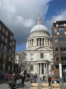 St. Paul's of course!