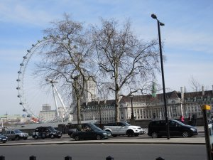 Made it to the Eye, the first landmark
