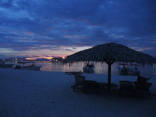 Mabul Island, Malaysia.