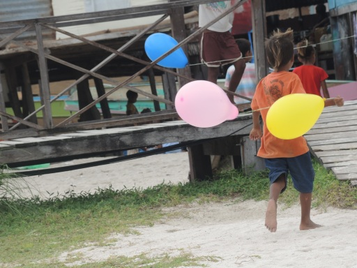 Have a happy weekend! Photo taken on Mabul Island, Malaysia.