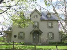 Harriet Beecher Stowe House in Hartford, Connecticut