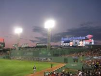 Fenway Park in Boston, Massachusetts