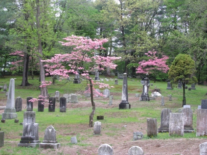 Sleepy Hollow Cemetery in Concord, Massachusetts